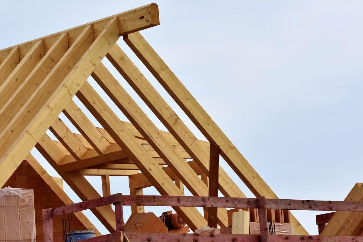 costruire casa di legno