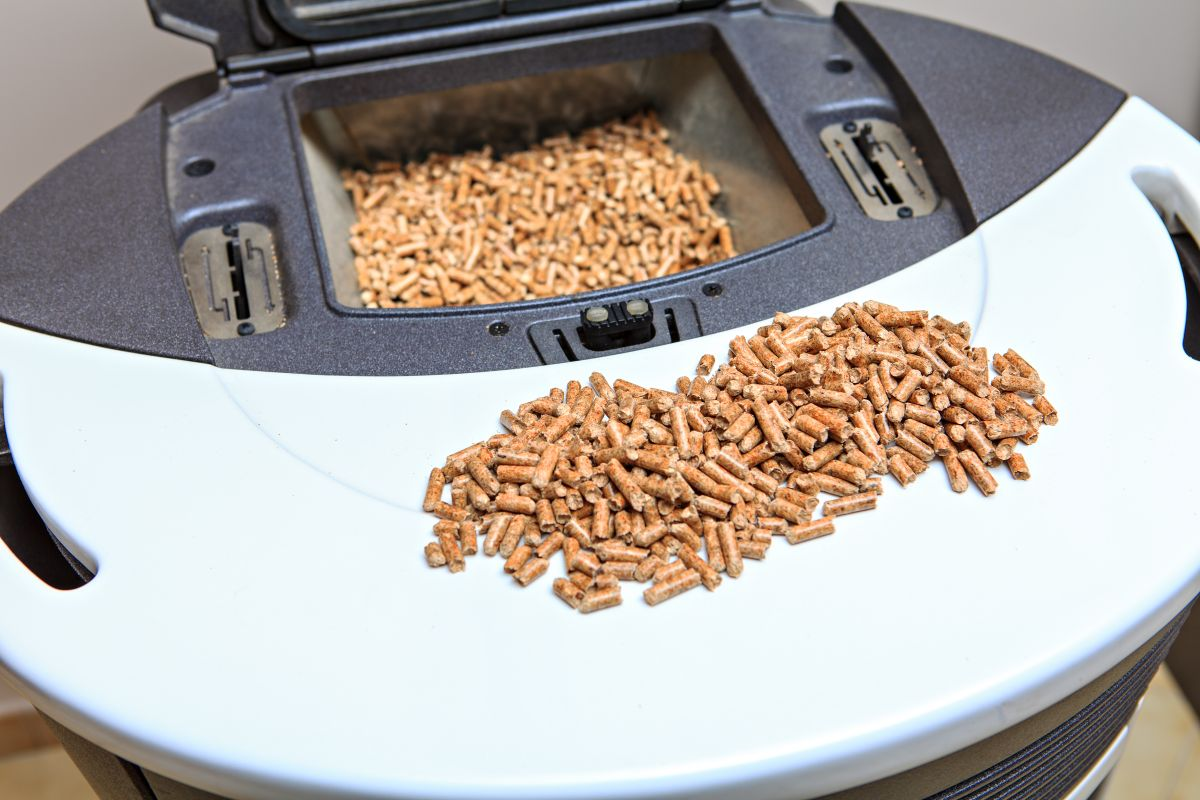 Cenere Di Pellet Nell Orto pulizia stufa a pellet: guida per la corretta manutenzione