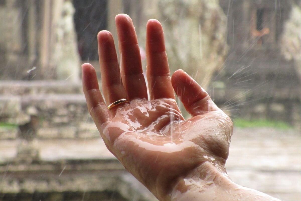 Come raccogliere l'acqua piovana