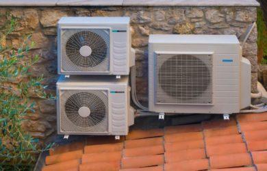 Pompa di calore aria-aria