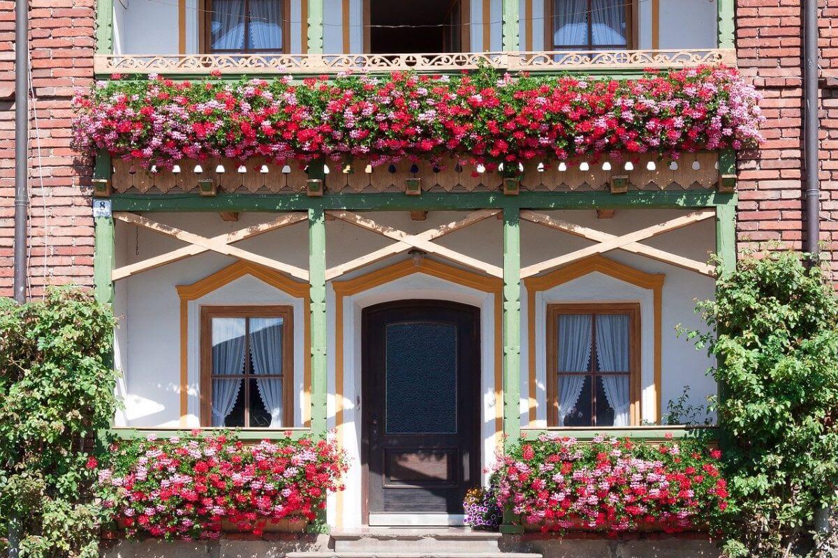 balconate fiorite
