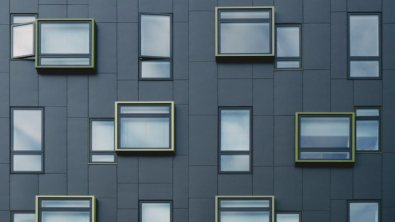Vetri per finestre e infissi
