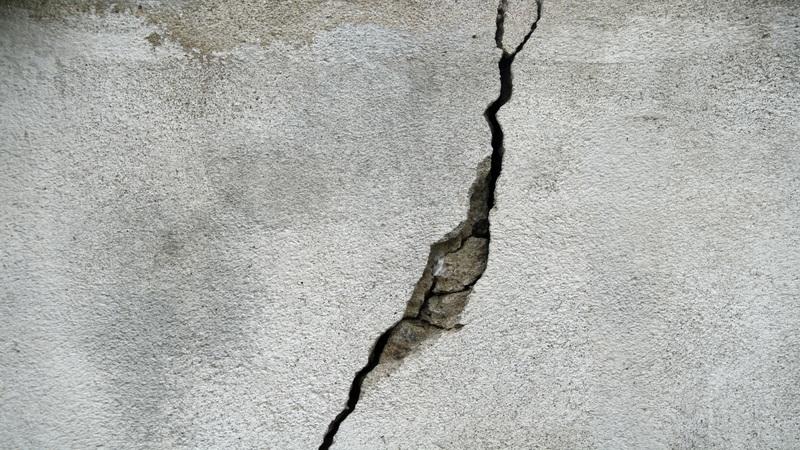 crepe nei muri quando sono pericolose