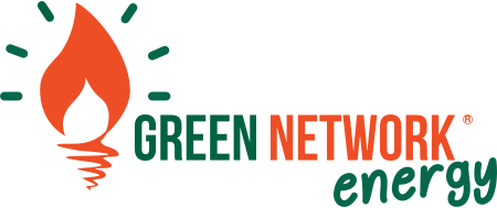 logo green network energy